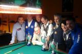 Risultati e foto del Campionato FSSI di Biliardo