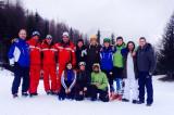 Raduno della Nazionale Italiana FSSI di Sci e Snowboard