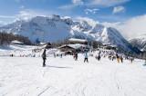 Sci e snowboard, le prove tricolori per i non udenti