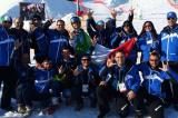 L'azzurro Pierbon conquista il 1° posto nello Slalom Speciale