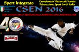 14-15 Maggio, Perugia (PG). Campionato FSSI di Karate