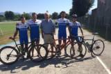 Relazione e foto del raduno collegiale di Ciclismo
