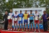 Tour di Formosa, Giorgio Maria Carbone si è classificato quarto nella prima tappa
