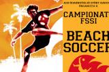 9-11 Giugno, Marina di Ravenna (RA). Campionato FSSI di Beach Soccer