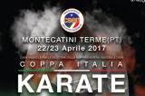 22-23 Aprile, Montecatini Terme (PT). Coppa Italia Karate