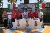 Risultati e foto del Campionato FSSI di Calciobalilla svoltosi a Tortoreto Lido (TE)