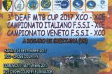 16-17 Settembre, Rosario di Grezzana (VR). 3° Deaf MTB Cup 2017 XCO