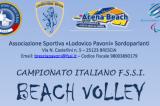 16-17 Settembre, Cellatica (BS). Campionato FSSI di Beach Volley M/F