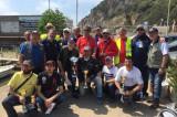 Risultati e foto del Torneo Amatoriale di Pesca a Coppie da Natante svoltosi il 22 Aprile 2018