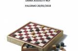 20 Maggio, Palermo (PA). Campionato Regionale FSSI di Dama Assoluti M/F