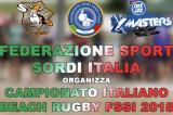 22 Luglio, Senigallia (AN). Campionato FSSI di Beach Rugby