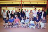 Relazione e foto del primo raduno collegiale della Nazionale di Tennis M/F