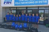 Relazione e foto del raduno collegiale della Nazionale di Nuoto M/F