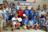 Risultati e foto del Campionato FSSI di Pesca Sportiva svoltosi il 30 Giugno – 1 Luglio 2018