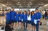 La Nazionale Italiana di Beach Volley M/F in partenza per Kiev
