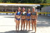 4th EC Beach Volley a Kiev – Le azzurre perdono contro la Lituania 2-0