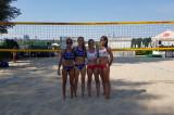 4th EC Beach Volley a Kiev – Le azzurre vincono contro la Polonia 2-0