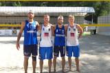 4th EC Beach Volley a Kiev – Gli azzurri perdono contro la Russia 2-1