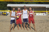 4th EC Beach Volley a Kiev – Gli azzurri perdono contro la Repubblica Ceca 2-0