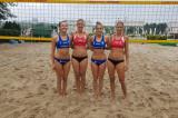 4th EC Beach Volley a Kiev – Le azzurre vincono contro l'Ungheria 2-0