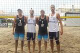 4th EC Beach Volley a Kiev – Gli azzurri vincono contro l'Estonia 2-0