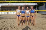 4th EC Beach Volley a Kiev – Le azzurre vincono contro la Bielorussia 2-0