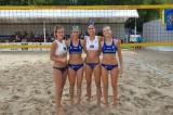4th EC Beach Volley a Kiev – Le azzurre vincono contro la Grecia 2-0