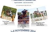 3-4 Novembre, Roma (RM). Campionato FSSI di Equitazione