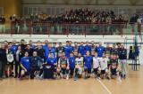 Dal 28 al 30 si è svolto il primo raduno nazionale pallavolo Maschile