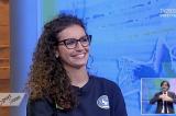 TV2000 intervista a Ilaria Galbusera capitana della Nazionale Italiana della FSSI
