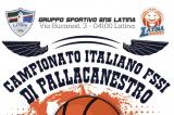 17-19 Maggio, Latina (LT). Campionato FSSI di Pallacanestro