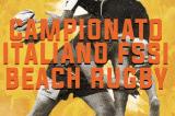 21 Luglio Senigallia (AN). Campionato FSSI di Beach Rugby