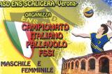 10-12 Maggio, Verona (VR). Campionato FSSI di Pallavolo M/F