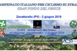 2 Giugno, Zavattarello (PV). Campionato FSSI di Ciclismo su strada