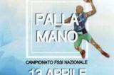 13 Aprile, Modena (MO). Campionato FSSI di Pallamano