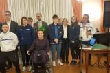 Allo Sporting si premiano le eccellenze paralimpiche piemontesi