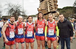 Risultati e foto del Campionato FSSI di Mezza Maratona svoltosi il 10 Marzo
