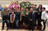 Risultati e foto del Campionato FSSI di Bowling Tris svoltosi nei giorni 9-10 Marzo