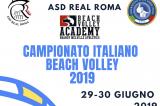 29-30 Giugno, Ostia (RM). Campionato FSSI di Beach Volley M/F