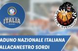 29-31 Marzo, Cavenago di Brianza (MB). Raduno della Nazionale di Basket