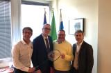 La FSSI incontra la Federazione italiana Badminton