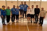 Risultati e foto del Campionato FSSI di Badminton svoltosi a Palermo