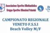 22 Giugno, Padova (PD). Campionato Regionale FSSI di Beach Volley