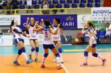 Le ragazze battono l'Ucraina 3-0: gara super!