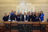 Presentato l'Europeo di Cagliari in sala consigliare: avanti tutta!