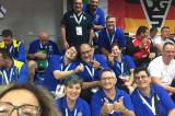 Cerimonia di apertura ai mondiali di Bowling a Tayouan