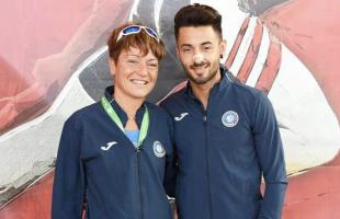 Vizzini e Gogna agli Europei di Maratona Sordi di Essen in Germania: 42 km, sognando il podio