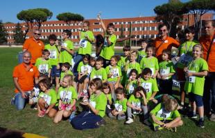 Risultati e foto della Giornata dell'Atletica Leggera svoltosi il 27 Ottobre a Roma