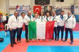 Campionati Europei di Karate, fioccano medaglie per gli azzurri