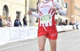 L'atleta azzurra Cristina Gogna migliora il proprio record